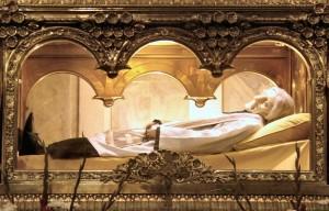 Châsse du Saint Curé d'Ars